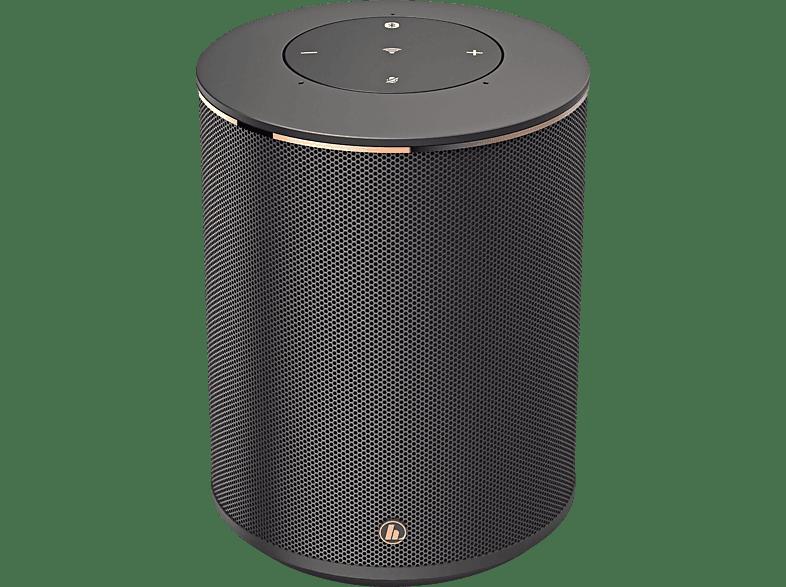HAMA SIRIUM1400ABT - Smart Speaker (Schwarz)