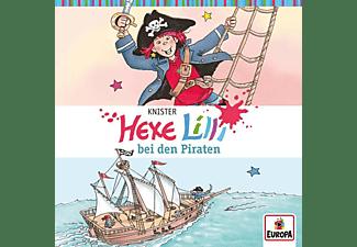 Hexe Lilli - 004/bei den Piraten  - (CD)