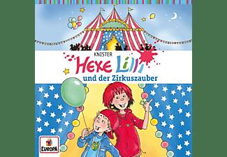 Hexe Lilli - 003/und der Zirkuszauber  - (CD)
