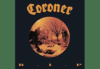 Coroner - R.I.P.  - (CD)