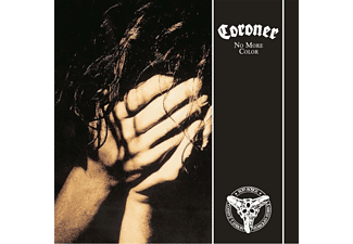 Coroner - No More Color  - (CD)