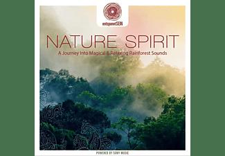 Jens Buchert - entspanntSEIN-Nature Spirit (A Journey Into Magi  - (CD)