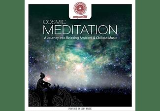 Jens Buchert - entspanntSEIN-Cosmic Meditation (A Journey Into  - (CD)