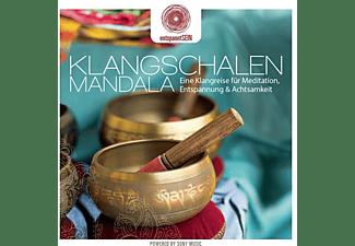 Jens Buchert - entspanntSEIN-Klangschalen Mandala (Eine Klangre  - (CD)