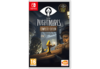 Little Nightmares Complete Edition FR Switch