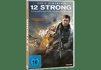 12 Strong - Die wahre Geschichte der US-Horse Soldiers DVD