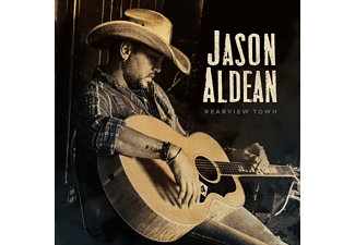 Jason Aldean - Rearview Town  - (CD)