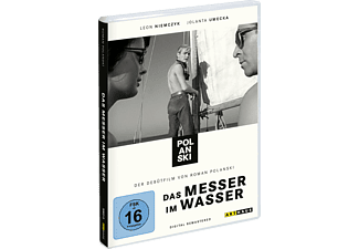 Das Messer im Wasser DVD