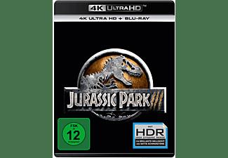 Jurassic Park 3 4K Ultra HD Blu-ray + Blu-ray