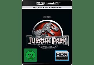 JURASSIC PARK 4K Ultra HD Blu-ray + Blu-ray