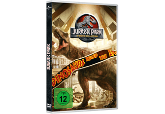 Jurassic Park Collection 1-4 [DVD]
