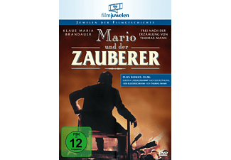 Thomas Mann - Mario und der Zauberer DVD