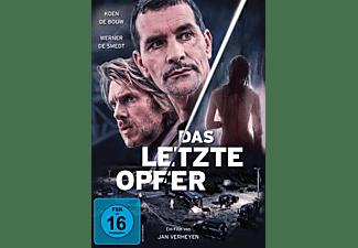 Das letzte Opfer DVD