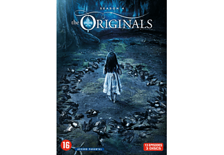 The Originals: Saison 4 - DVD