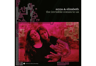 Anna & Elizabeth - The Invisible Comes To Us - (CD)