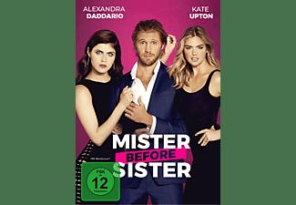 Mister before sister DVD