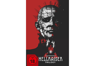 Hellraiser Trilogy DVD