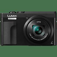 PANASONIC Lumix DC-TZ 91 EG-K Digitalkamera Schwarz, 30x opt. Zoom, TFT-LCD, WLAN