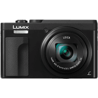 PANASONIC DC-TZ 91 EG-K Digitalkamera Schwarz, 20.3 Megapixel, 30x opt. Zoom, TFT-LCD, WLAN