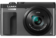 PANASONIC DC-TZ 91 EG-S SILBER Digitalkamera Schwarz/Silber, 20.3 Megapixel, 30x opt. Zoom, TFT-LCD, WLAN
