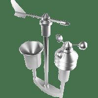 HOMEMATIC IP 151821A0 pro Wettersensor, Homematic IP , Silber