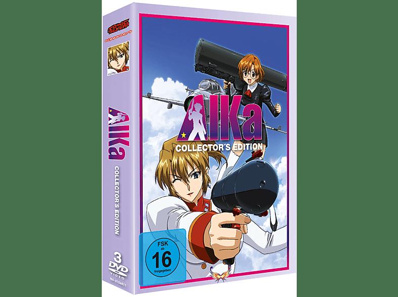 Agent Aika - Gesamtausgabe [DVD]