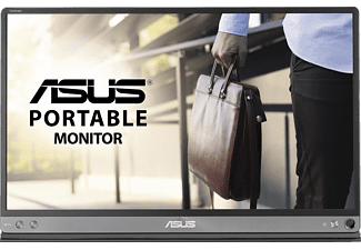 ASUS MB16AC 15,6 Zoll Full-HD Monitor (5 ms Reaktionszeit, 60 Hz)