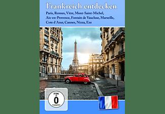 Frankreich entdecken DVD