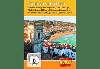 Spanien entdecken DVD