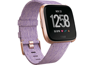 FITBIT Activity tracker Versa Special Edition Lavender Woven