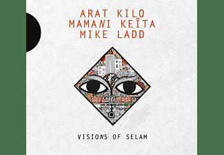 Mamani Keita, Arat Kilo, Mike Ladd - Visions Of Selam  - (CD)