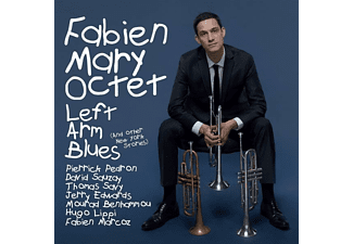 Fabien Octet Mary - Left Arm Blues  - (CD)