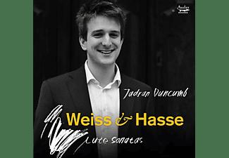 Jadran Duncumb - Lute Sonatas  - (CD)