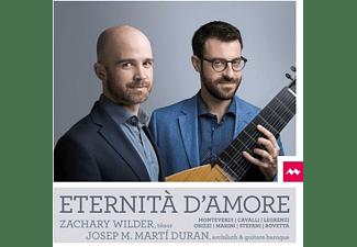 Zachary Wilder, Josep Maria Marti Duran - Eternita D'Amore  - (CD)
