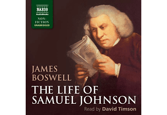 David Timson - The Life of Samuel Johnson  - (CD)