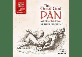 Peter Wickham - The Great God Pan  - (CD)