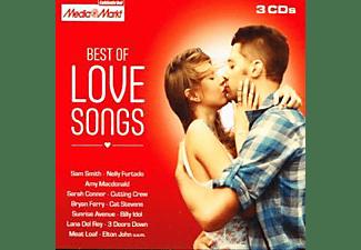 VARIOUS - Best Of Love-Songs  - (CD)