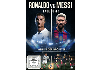 Ronaldo vs. Messi DVD