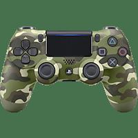 SONY PlayStation 4 Wireless Dualshock v2 Controller} Camouflage Grün
