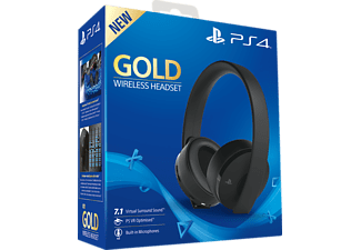SONY Wireless Headset 7.1 Gold/Black