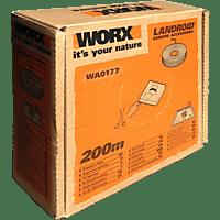 WORX WA0177 Begrenzungskabel, Moosgrün