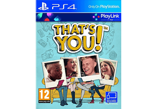 That's You! (PlayLink) (PlayStation 4)
