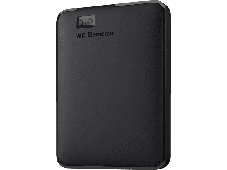 WD Elements™, 4 TB HDD, 2.5 Zoll, extern