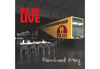Reinhard Mey - Mr. Lee – Live  - (CD)