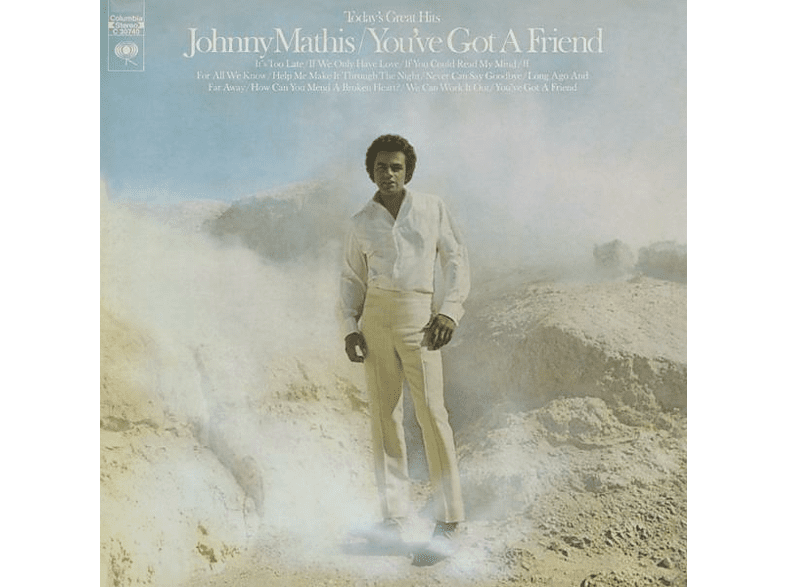 Johnny Mathis - You've Got A Friend [CD]