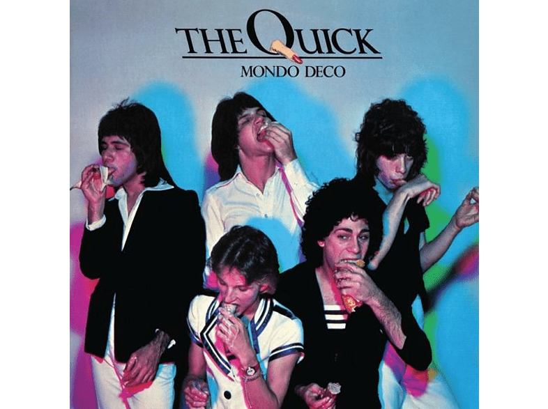 The Quick - Mondo Deco [CD]