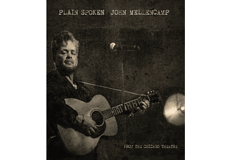 John Mellencamp - Plain Spoken-Live At The Chicago Theatre  - (CD + Blu-ray Disc)