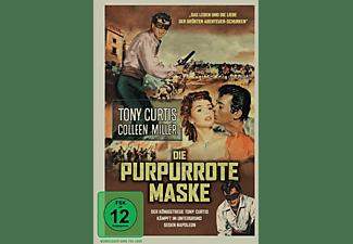 Die purpurrote Maske DVD