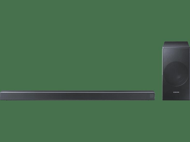 SAMSUNG HW-N550, Soundbar, Schwarz