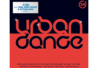 VARIOUS - Urban Dance Vol. 24 [CD]